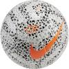 CQ7432-100 Nike Voetbal Strike CR7 White Black Orange