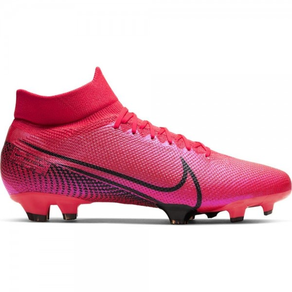 AT5382-606 Nike Mercurial Superfly 7 Pro FG Laser Crimson
