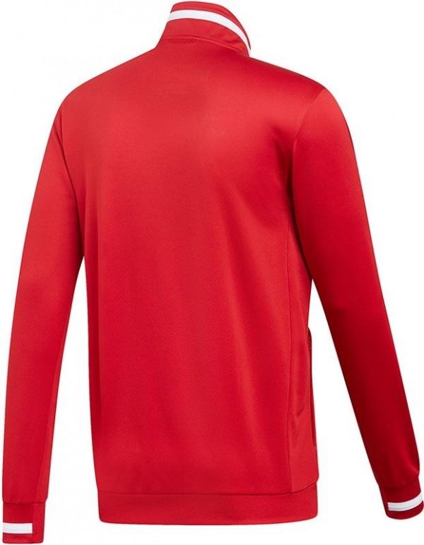 DX7323 adidas Trainingsjack T19 Track Jacket Men Power Red