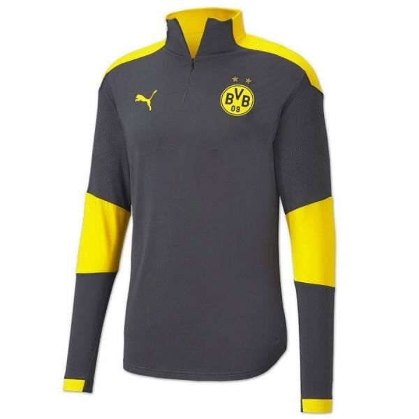 757705-05 Puma Borussia Dortmund Trainingstop 2020-2021 Asphalt