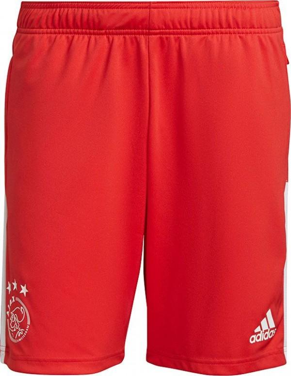 GT9562 adidas Ajax Trainingsbroekje 2021-2022 Red