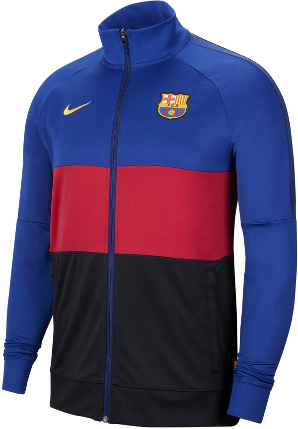 CI9259-455 Nike FC Barcelona Trainingsjack 2020-2021 Kids