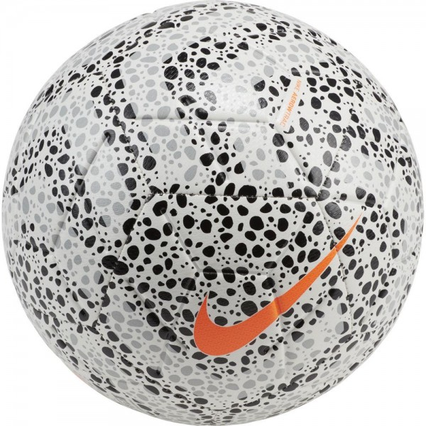 CQ7432-100 Nike Voetbal Strike CR7 White Black Orange
