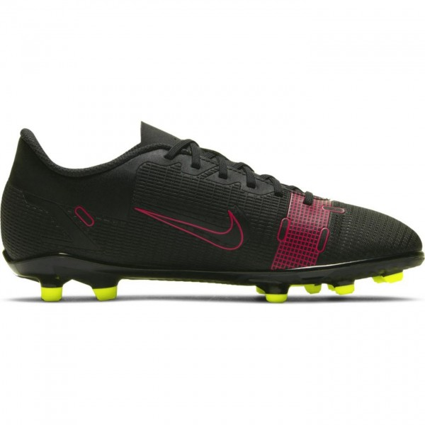 CV0832-090 Nike Mercurial Vapor 14 Club FG/MG Kids Black