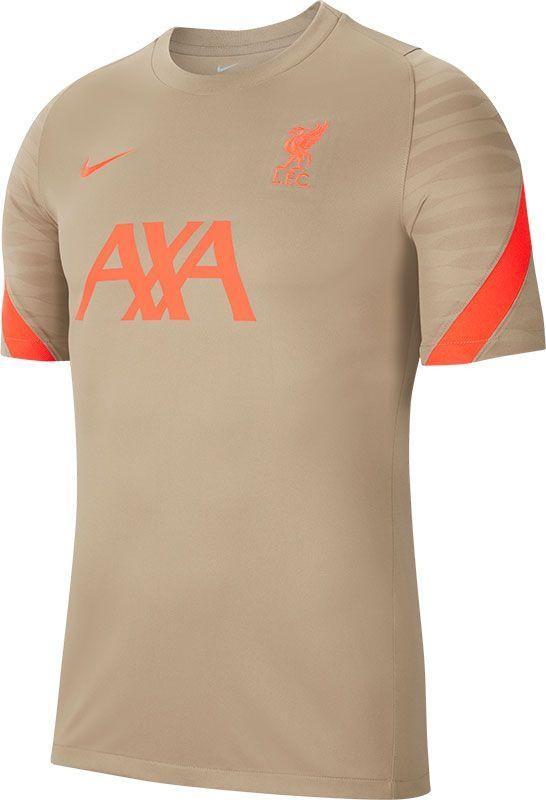 DB0268-392 Nike Liverpool FC Trainingsshirt 2021-2022 Mystic Stone
