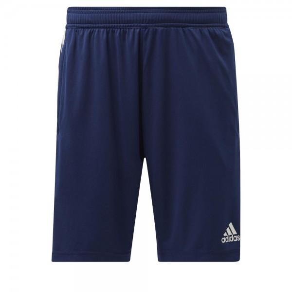 DT5173 adidas Trainingsbroekje TIRO19 Short Dark Blue