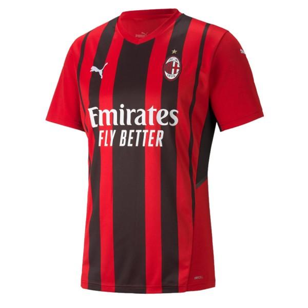 759122-01 Puma AC Milan Thuisshirt 2021-2022