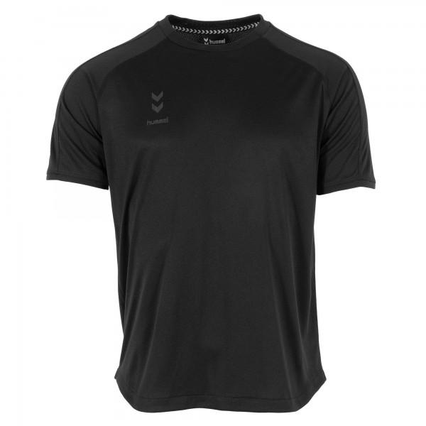 160006-8000 Hummel Ground Pro T-shirt Zwart