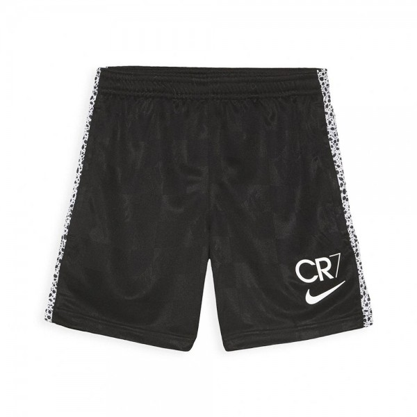 CV3070-010 Nike Trainingsbroekje CR7 Drif Fit Short Kids Black