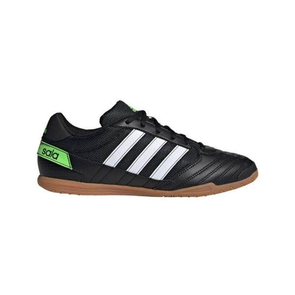 FV5456 adidas Super Sala Zaalvoetbalschoenen Black Green