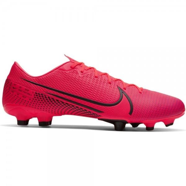 AT5269-606 Nike Mercurial Vapor 13 Academy FG Laser Crimson