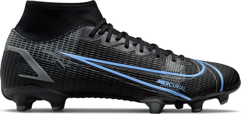 CV0843-004 Nike Mercurial Superfly 8 Academy FG/MG Black Iron