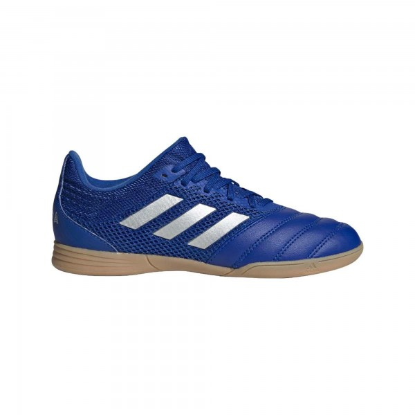 EH0906 adidas Copa 20.3 Indoor Sala Kids Royal Blue