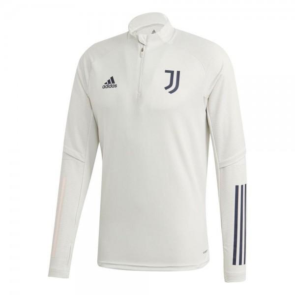 FR4246 adidas Juventus Trainingstop 2020-2021 Grey