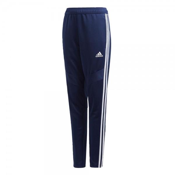 DT5177 adidas Trainingsbroek TIRO19 Pant Kids Dark Blue