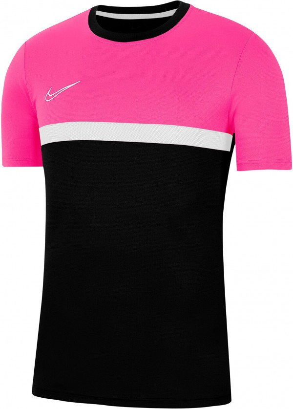 BV6947-013 Nike T-shirt Dry Fit Academy Pro Shirt Kids Black Pink