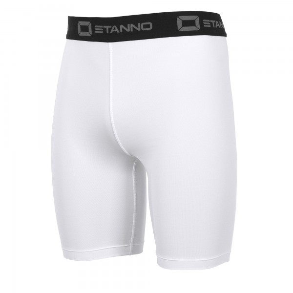 438004-2000 Stanno Slidingbroekje Centro Tight Wit