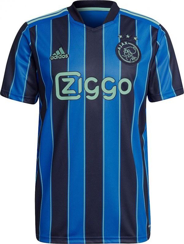 GT7130 adidas Ajax Uitsshirt 2021-2022