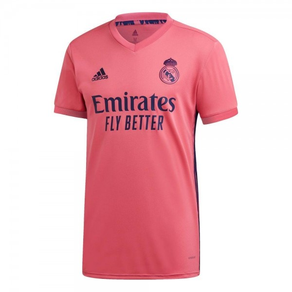 GI6463 adidas Real Madrid Uitshirt 2020-2021